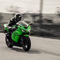 Kawasaki Ninja by Andrea Mazzocchetti