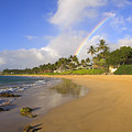 Keawakapu Beach by Ron Dahlquist - Printscapes