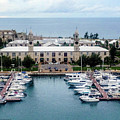 Kings Wharf Bermuda by William Rogers