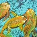 3 Koi by Kay Shaffer