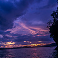 Krabi Sunset by Jijo George