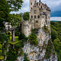 Lichtenstein Castle - Baden-wurttemberg - Germany by Gary Whitton