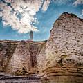 Lighthouse On The Cliff by Mariusz Talarek