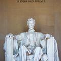 Lincoln Memorial by Brian Jannsen