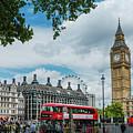 London by Laimis Urbonas