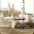 Louisiana Monument, 1904 World's Fair by A Gurmankin