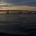 Mackinac Bridge by Tara Lynn