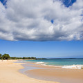 Makena Beach by Ron Dahlquist - Printscapes