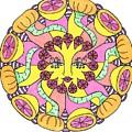 Fruit Face by Roberta Dunn