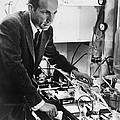 Melvin Calvin, American Chemist by Science Source