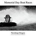 Memorial Day Boat Races by William Jones