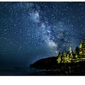 Milky Way  by Myer Bornstein