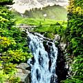 Mount Rainier National Park by Brandon Larson