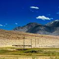 Mountains Of Leh Ladakh Jammu And Kashmir India by Rudra Narayan  Mitra