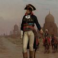 Napoleon In Egypt by Jean-Leon Gerome