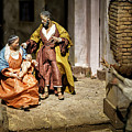 Nativity Scene by Pablo Avanzini
