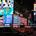 New York City Times Square by Douglas Sacha