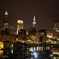 Nightlife In Cleveland by Douglas Sacha