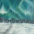 Northern Lights  by Irina Astley