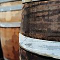 Oak Wine Barrel by Brandon Bourdages