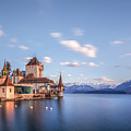 Oberhofen - Switzerland by Joana Kruse