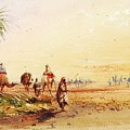 On The Road To Thebes by Thomas Hartley