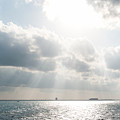 On The Way To Isla Muheres by Carol Ailles