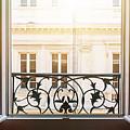 Open Window In Toulouse by Elena Elisseeva