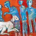Painting by Ibrahim El tanbouli
