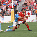 Pamam Games Men's Rugby 7's by Hugh McClean