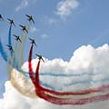 Patrouille De France by Angel Ciesniarska