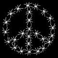 Peace Sign by Tino Lehmann