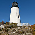 Pemaquid Point Light by John Greim