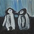 Penguins by Aj Watson