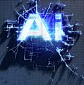 Pixel Artificial Intelligence by Allan Swart