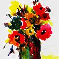 Poppies by Cuiava Laurentiu