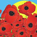 Poppy Field by Neil Finnemore