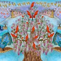 Prosperity And Blessing by Sandrine Kespi