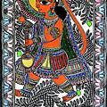 Radha Krishna Color by Prerna