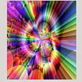 Rainbow Light by Mitchell Watrous