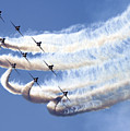 Red Arrows by Angel Ciesniarska
