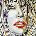 Red Lipstick 081208 by Selena Boron