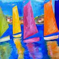 Reflections Of Tortola by Patti Schermerhorn
