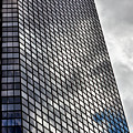 Reflective Glass And Metal Building by Robert Ullmann