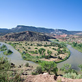 Rio Chama River  by Jim Pruitt