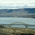 River Bridge by Linda Kerkau
