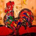 Rooster by Mark Kazav