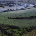 Roundway Hill - England by Joana Kruse
