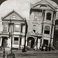 San Francisco Earthquake by Granger