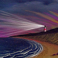 Sankaty Head Lighthouse Nantucket by Charles Harden